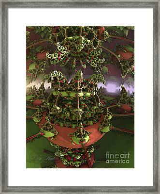 The Jokers Machine Framed Print