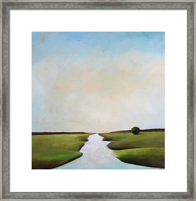 The Journey Framed Print by Toni Grote