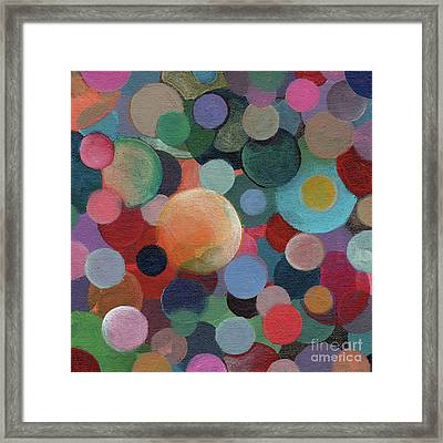 The Joy Of Design X L Framed Print