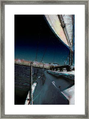 The Julianna 3 Framed Print