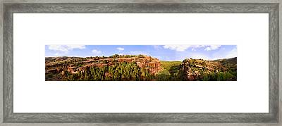 The Jump Framed Print by Weston Westmoreland