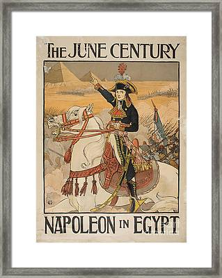 The June Century Framed Print by MotionAge Designs
