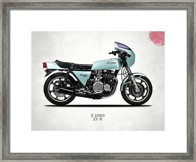The Kawasaki Z1000 Z1-r 1979 Framed Print