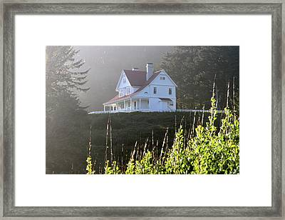 The Keepers House 2 Framed Print