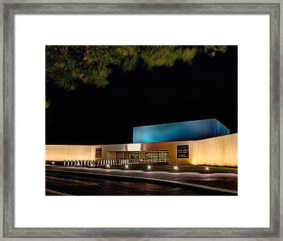 The Kennedy Institute 002 Framed Print