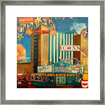 The Kessler II Framed Print