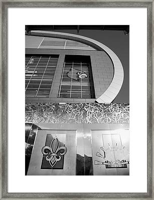 The Kfc Yum Center II Framed Print by Steven Ainsworth