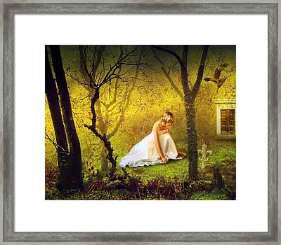 The Kindness Of Light Framed Print