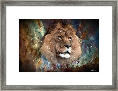The King Framed Print by Bill Stephens