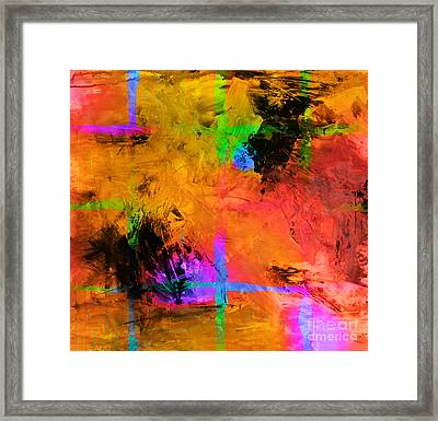 The King Has One More Move  Framed Print by Beverly Guilliams