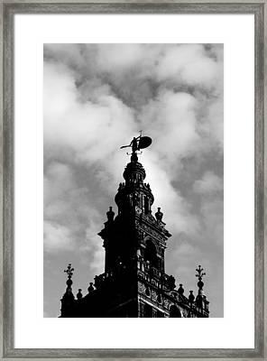 The Kingdom Of Heaven Framed Print