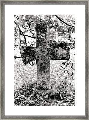 The Knight Templar  Framed Print by Olivier Le Queinec