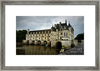 The Ladies Chateau Framed Print
