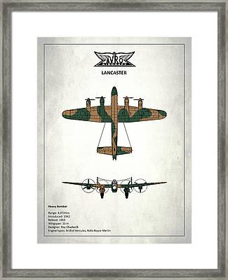 The Lancaster Framed Print