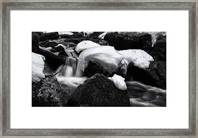 The Last Days Of Winter Framed Print by Andreas Levi