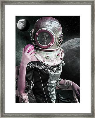 The Last Eve  Framed Print by Mihaela Pater