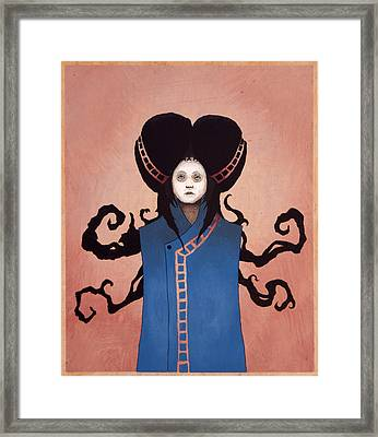 The Last Jewel Framed Print by Ethan Harris
