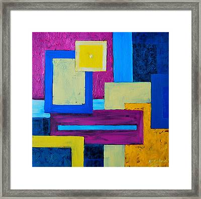 The Last Message Framed Print by Ana Maria Edulescu