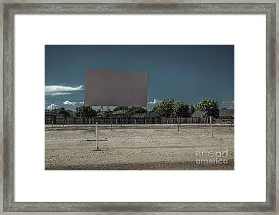 The Last Picture Show Framed Print by Jon Burch Photography
