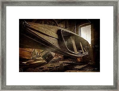 The Last Port Framed Print