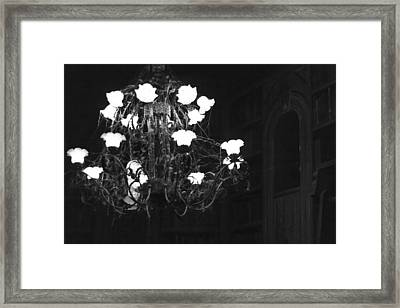 The Last Room You Will Ever Visit Framed Print