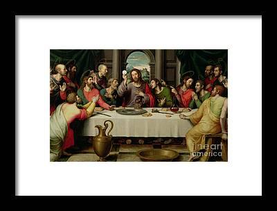 New Testament Framed Prints