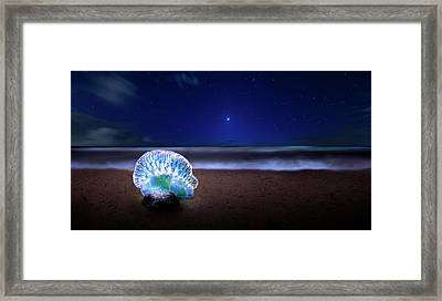 The Last Warrior Framed Print by Mark Andrew Thomas