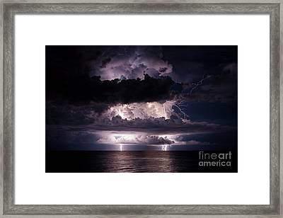 The Levels Framed Print