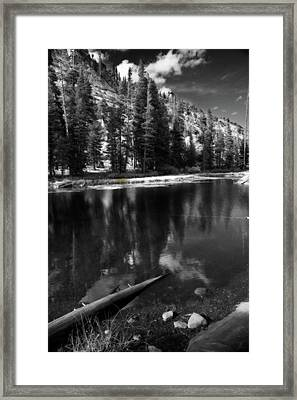 The Lengths That I Would Go To Framed Print by Laurie Search