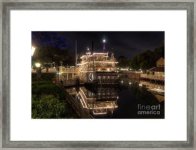 The Liberty Belle Framed Print