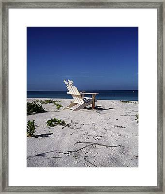 The Life Gp Framed Print by Chris Andruskiewicz