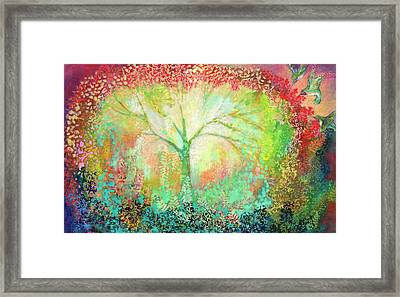 The Light Within Framed Print by Jennifer Lommers
