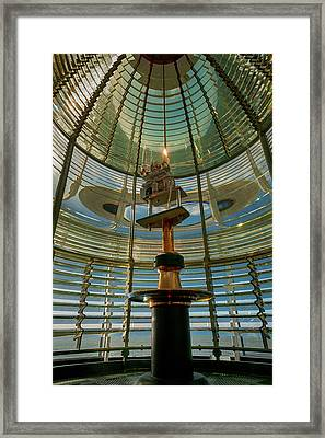 The Light Within Framed Print by Mary Jo Allen