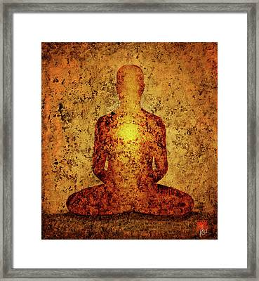 The Light Within Framed Print