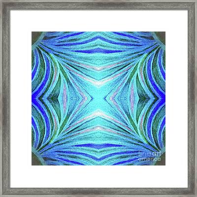 The Light Within Framed Print by Rachel Hannah