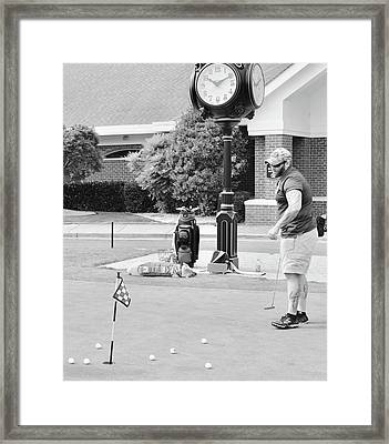 The Links To Freedom Framed Print
