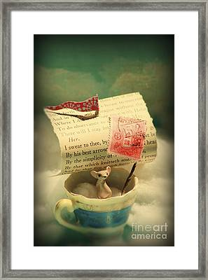 The Little Dreamer Framed Print by Aimee Stewart