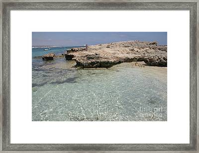 The Little Fisherman  Framed Print by Clay Cofer