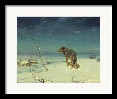 Polish Painters Framed Prints