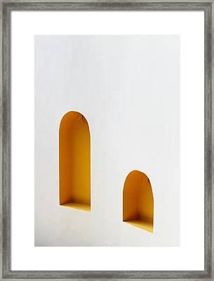 The Long And Short Of It Framed Print by Prakash Ghai