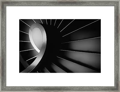 The Long Dark Framed Print by Paulo Abrantes