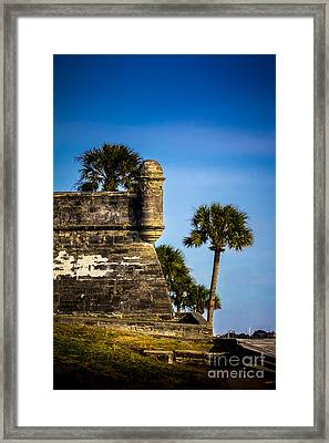 The Lookout Framed Print by Marvin Spates