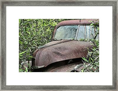 The Lost And Found Pontiac Framed Print by JC Findley