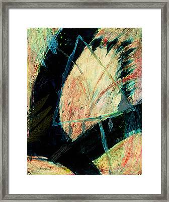 The Love Talisman Framed Print by Sue Reed