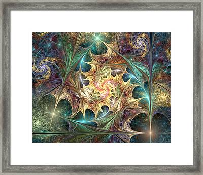 A Lovely Soul Framed Print