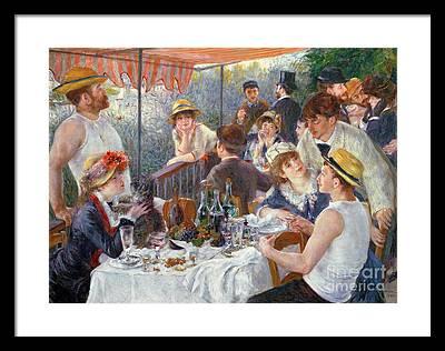 Renoir Framed Prints