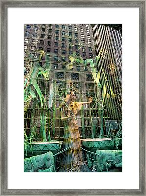 Framed Print featuring the photograph The Lure Of The Wild by Alex Lapidus