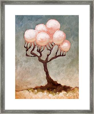 The Luster In The Sun Framed Print by Ethan Harris