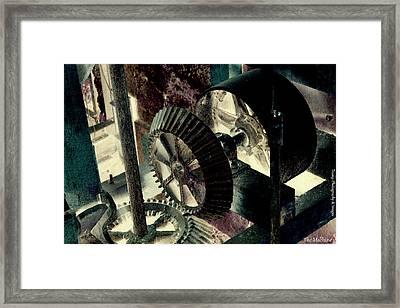 The Machine Framed Print