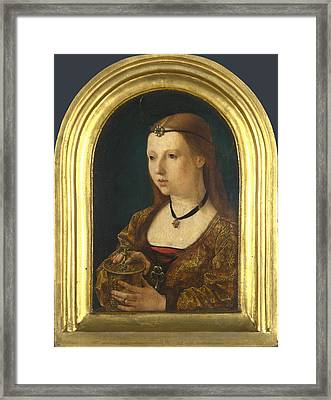 The Magdalen Framed Print